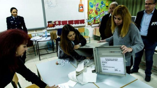 Chypre: vers un second tour serré pour le président sortant
