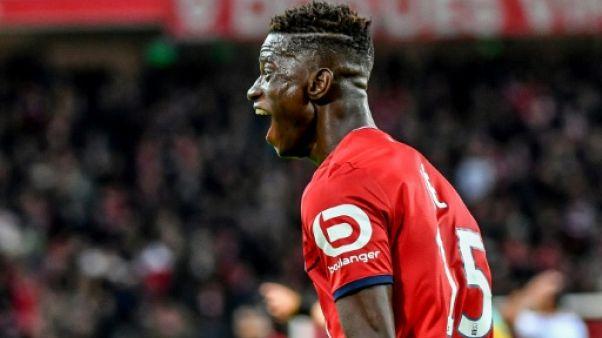Ligue 1: Lille arrache la victoire et se relance