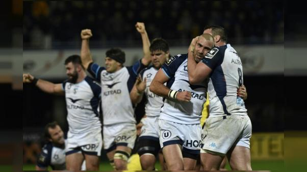 Top 14: Montpellier enterre quasiment Clermont