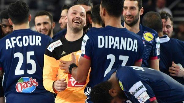 Hand: la France remporte la médaille de bronze de l'Euro
