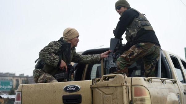 L'EI revendique l'attaque sur l'Académie militaire d'Afghanistan