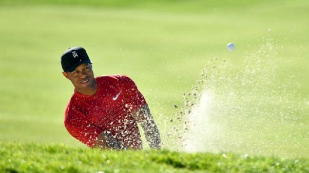 Golf: Woods a trouvé quelques réponses àTorrey Pines