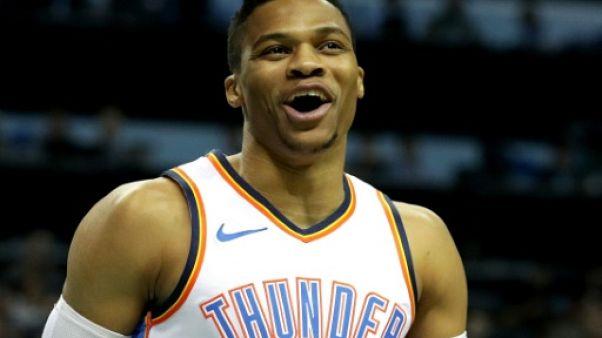 NBA: Oklahoma City sur son nuage, éclaircie pour Cleveland