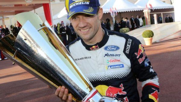 Rallye Monte-Carlo: Sébastien Ogier, l'épouvantail du Monte-Carlo