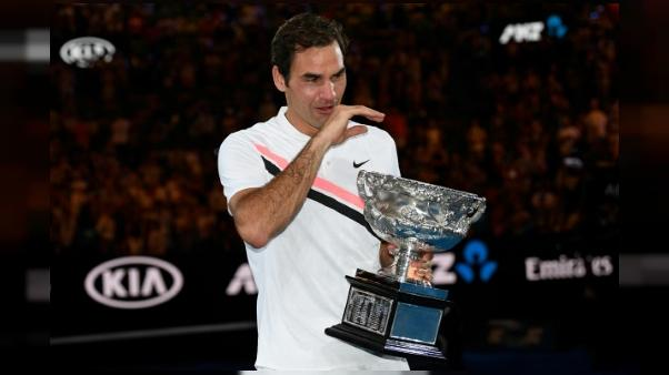 Tennis: Roger Federer, ou l'histoire en marche...