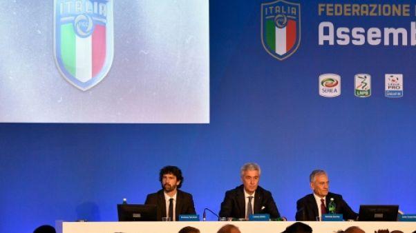 Italie: fiasco à la fédération, le calcio s'enfonce dans la crise