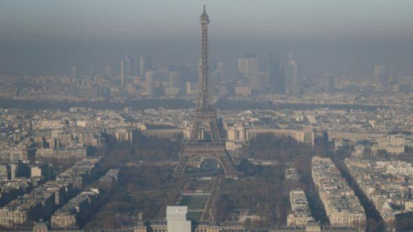 """Qualité de l'air: Bruxelles donne une """"dernière chance"""" à 9 pays"""