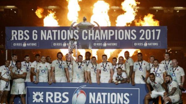 Six nations: l'Angleterre vise un triplé historique