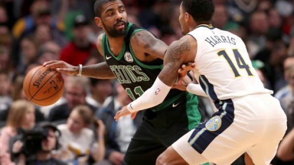 NBA: Boston s'arrache à Denver