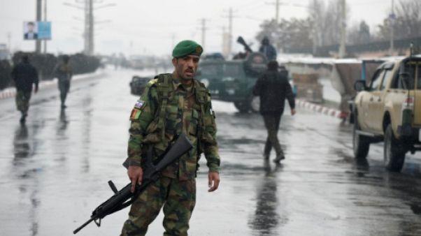 Les autorités afghanes sur la défensive face au déchaînement de violence