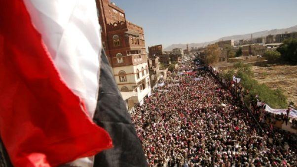 Le Yémen depuis le soulèvement de 2011