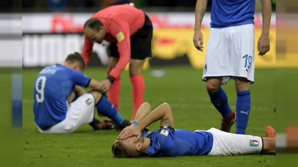 Italie: quand le calcio n'en finit plus de sombrer