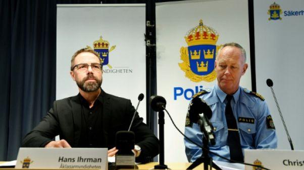 """L'auteur de l'attentat de Stockholm voulait """"écraser des infidèles"""""""