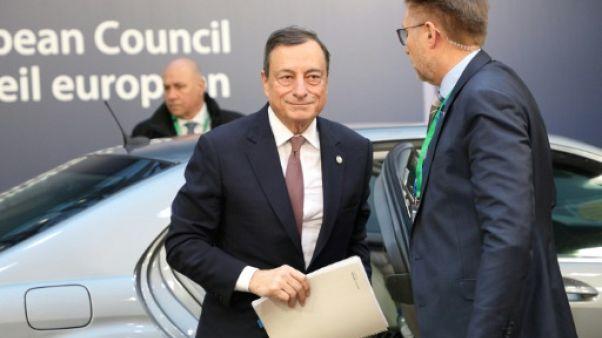 Zone euro: la croissance a atteint 2,5% en 2017, son plus haut niveau depuis 10 ans