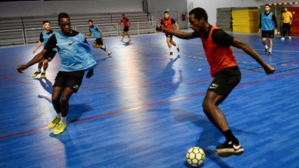 """Futsal: Acces FC, club social et """"accélérateur de réussite"""""""