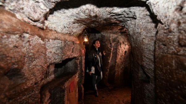 Vietnam: quand la vie s'organisait dans les tunnels en pleine guerre