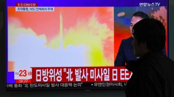 Pyongyang pourra bientôt frapper les Etats-Unis avec l'arme nucléaire