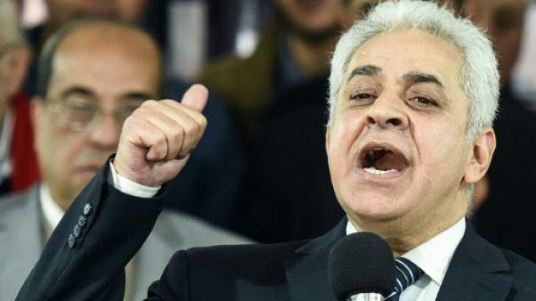 """Egypte: une coalition de l'opposition appelle au boycott de la """"mascarade"""" présidentielle"""