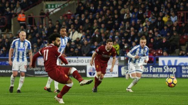 Angleterre: Liverpool rebondit, Arsenal gâche les débuts de Mkhitaryan