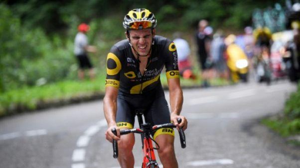 Cyclisme: Calmejane-Gallopin, revanche des puncheurs à l'Étoile de Bessèges