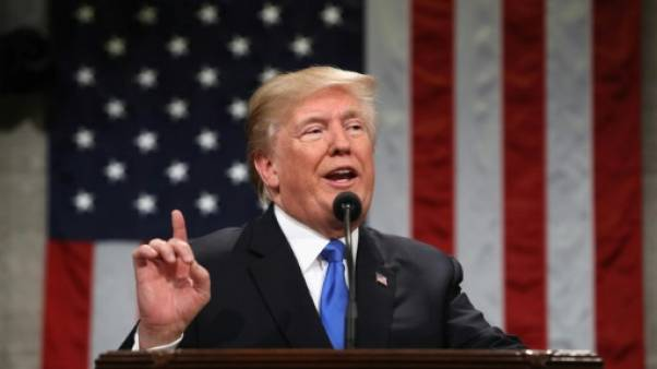 Les principaux points du discours de Donald Trump sur l'état de l'Union