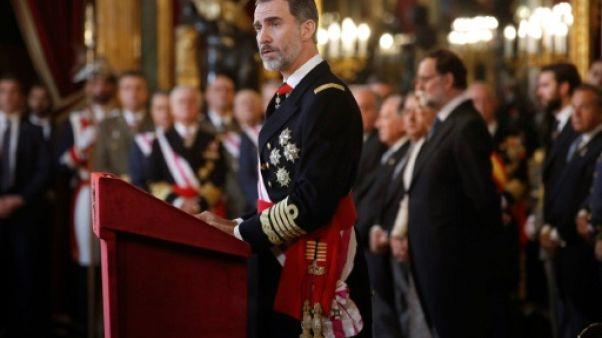 """La crise catalane pourrait coûter à l'Espagne son statut de """"démocratie pleine"""""""