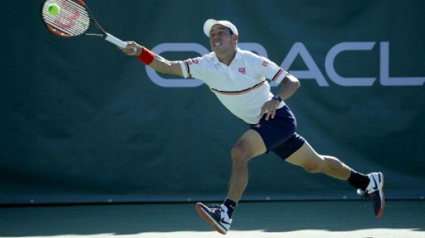 Coupe Davis: le Japon toujours sans Nishikori face à l'Italie