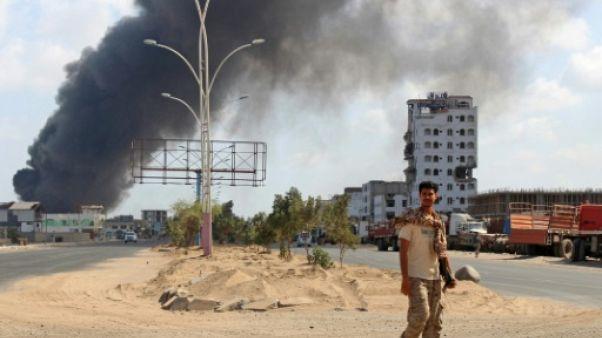 Des forces séparatistes se déploient dans la deuxième ville du Yémen