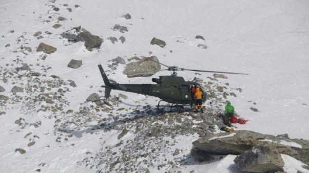 """Sauvetage inédit dans l'Himalaya, un exploit des """"guerriers des glaces"""" polonais"""