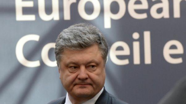 Ukraine: indignation face aux vacances luxueuses du président
