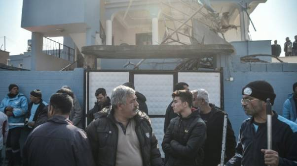 Turquie: à la frontière syrienne, les roquettes sèment le désespoir