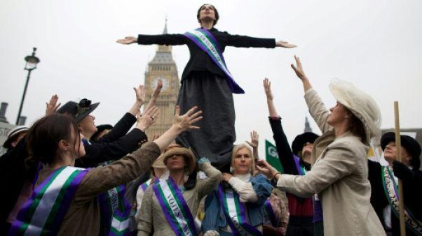 Il y a cent ans, les femmes britanniques obtenaient le droit de vote