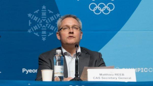 Dopage Russie: le CIO subit un camouflet, confusion à huit jours des JO-2018