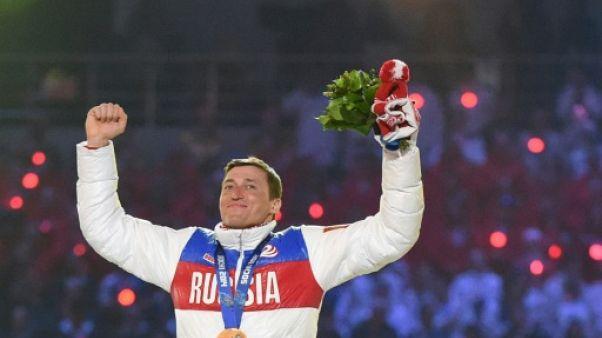 JO-2014: après le TAS, les Russes récupèrent 9 médailles et la première place