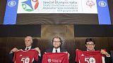 Special Olympics, 'orgoglio' di Pancalli