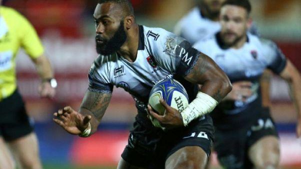 Top 14: Bordeaux-Bègles engage le Fidjien de Toulon Radradra