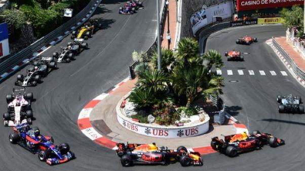 F1: le départ des Grand Prix change d'horaire