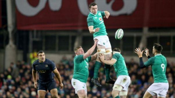 XV d'Irlande: le jeune James Ryan préféré à Toner contre la France