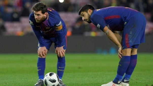 Coupe du Roi d'Espagne: le Barça déborde Valence et tutoie la finale
