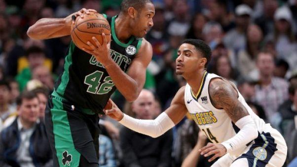 NBA: Denver s'impose au buzzer contre le Thunder