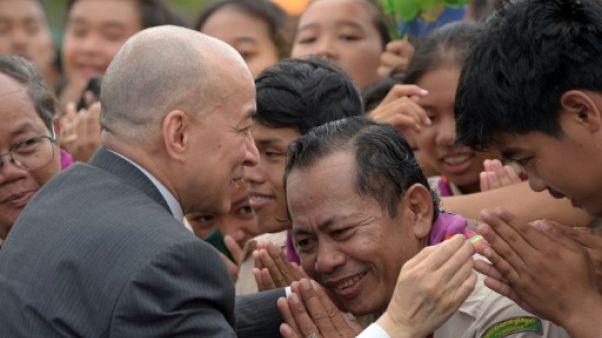 Le Cambodge criminalise la diffamation royale