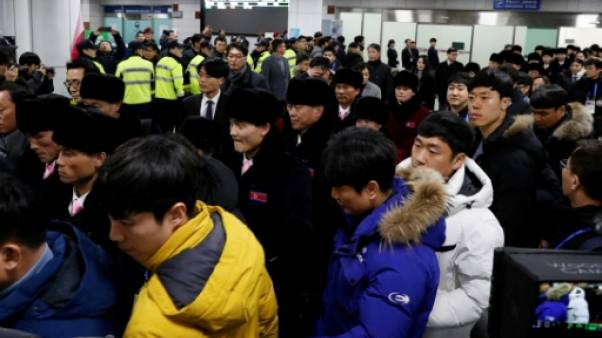 JO-2018: à une semaine de l'ouverture, la Corée s'avance unie, pas la lutte antidopage
