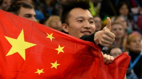 """JO-2018: la Chine fait profil bas et prévoit des """"difficultés"""""""