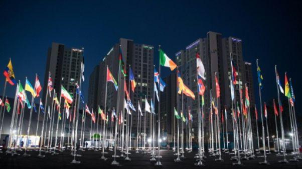 JO-2018: les visages de Pyeongchang