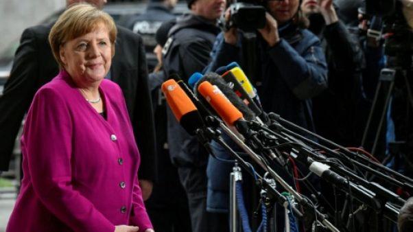 """Allemagne: """"désaccords sérieux"""" en vue d'un gouvernement"""