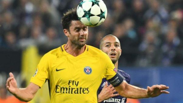 Paris SG: Motta forfait face à Lille, doutes sur Draxler, Neymar et Silva