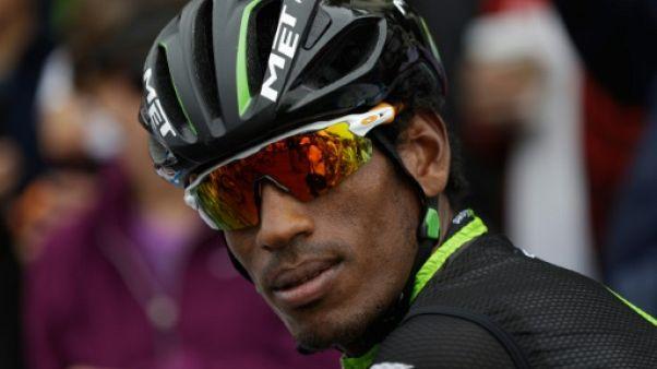 Teklehaimanot, porte-drapeau du cyclisme africain, recruté par Cofidis
