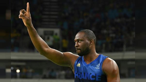 ProA: l'ancien international Florent Pietrus renforce Strasbourg