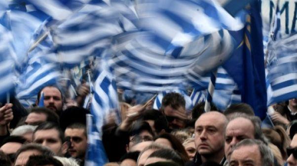 Grèce: le débat sur le nom de Macédoine devient aussi politique