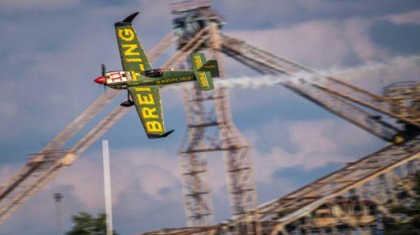 Course de voltige aérienne: 60 secondes démentielles pour les accrobates du ciel